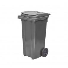 120 Litre Plastik Çöp Konteyneri