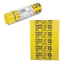 Plastik Sıfır Atık Geri Dönüşüm Poşeti