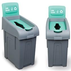 50 Litre Moblen Plastik Sıfır Atık Geri Dönüşüm Kovası